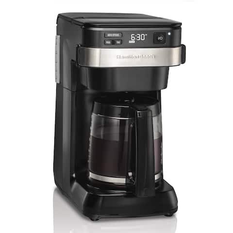 Recertified Hamilton Beach Programmable Easy Access Coffee Maker