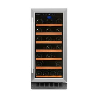 Smith & Hanks 34-bottle Single Zone Built-In Wine Cooler