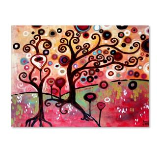 Natasha Wescoat '055' Canvas Art