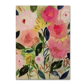 Carrie Schmitt 'Into The Mystic' Canvas Art