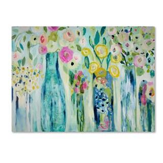 Carrie Schmitt 'Dhyana' Canvas Art