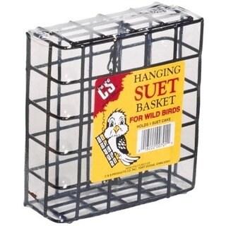 C&SSingle Suet Basket