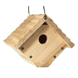 Audubon 6-1/2 W x 6 H Cedar Wren House