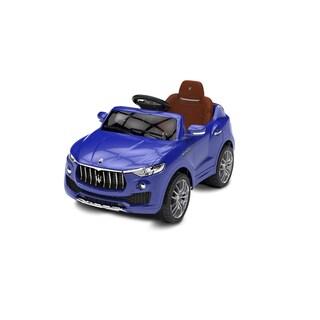Best Ride on Cars Kids Blue Maserati 6V Battery Powered Ride-on Car
