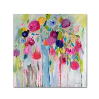 Carrie Schmitt 'Joie de Vivre' Canvas Art