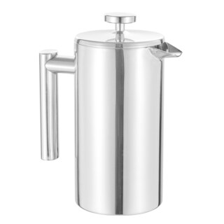 Visol Dasha Stainless Steel Coffee Press
