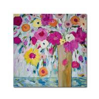 Carrie Schmitt 'Sunshine Daydream' Canvas Art