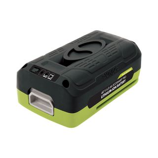 Snow Joe + Sun Joe 40V 6.0 Ah EcoSharp Lithium-Ion Battery