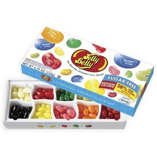 Jelly Belly Sugar-free 10-flavor Gift Box