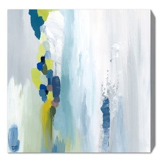 Oliver Gal 'Esperanza' Canvas Art - Blue