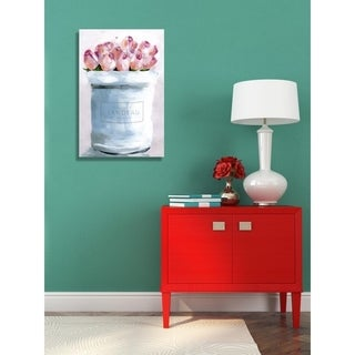 Oliver Gal 'The Loveliest Flowers' Canvas Art