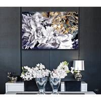 Oliver Gal 'Dos Gardenias' Canvas Art