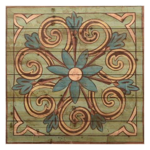 Ornamental Tile 3