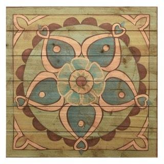 Ornamental Tile 4