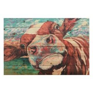 Curious Cow 1