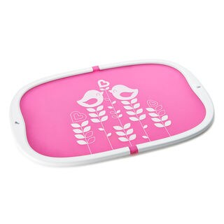 Munchkin Pink Go Folding Placemat