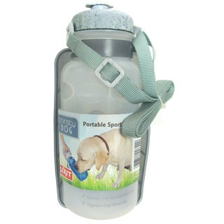 Lixit 20 Oz Thirsty Dog Pet Sport Bottle