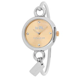 Coach Women's 14502688 Hangtang Watches|https://ak1.ostkcdn.com/images/products/14988896/P21489553.jpg?impolicy=medium