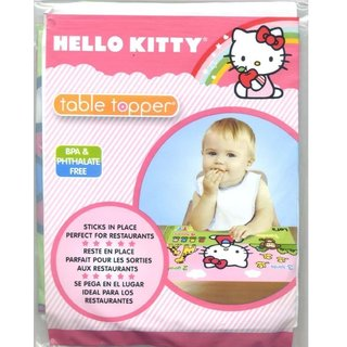 Neat Solutions Hello Kitty Table Toppers Disposable Placemats (Pack of 10)