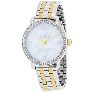 Coach Women's 14502484 Classic Watches