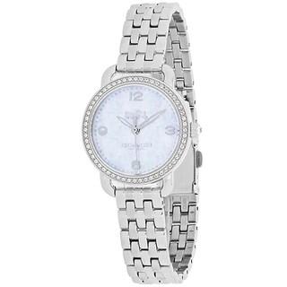 Coach Women's 14502477 Delancey Watches