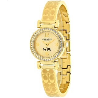 Coach Women's 14502202 Signiture Watches