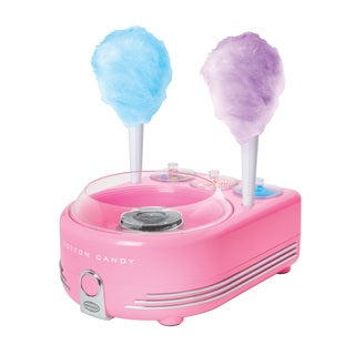 Nostalgia COT5PK Hard Candy Cotton Candy Station