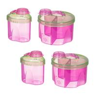 Munchkin Pink Formula Dispenser Combo Pack (2 Count)