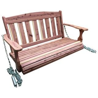 AmeriHome Amish Made Porch Swing