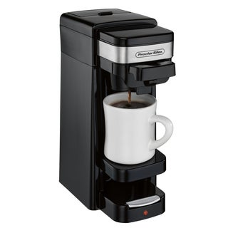 Recertified Proctor Silex Single-Serve Plus Coffee Maker (Refurbished)