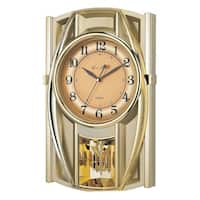 Hans Andersen Home 18.5-inch Melodies in Motion Wall Clock