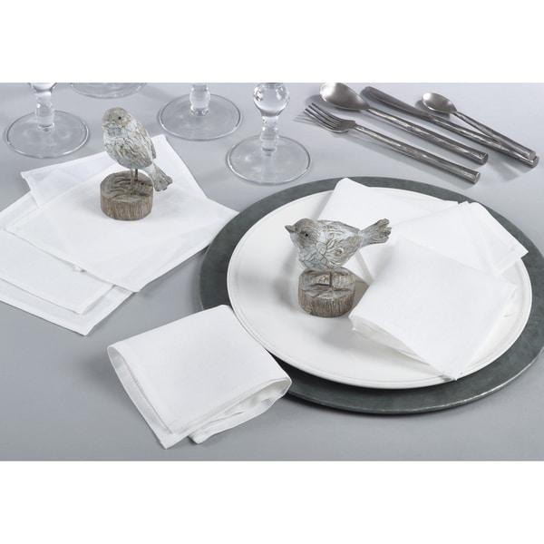 Classic Everyday Pure Linen Napkin Set