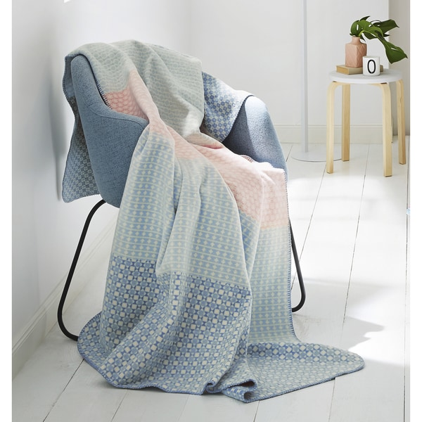 Rose and Serenity Dreams Oversized throw