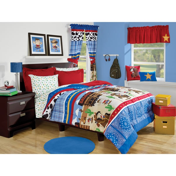 Wild West 3-piece Comforter Set