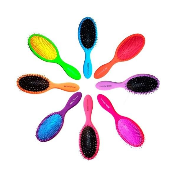 Rucci Oval Hairbrush