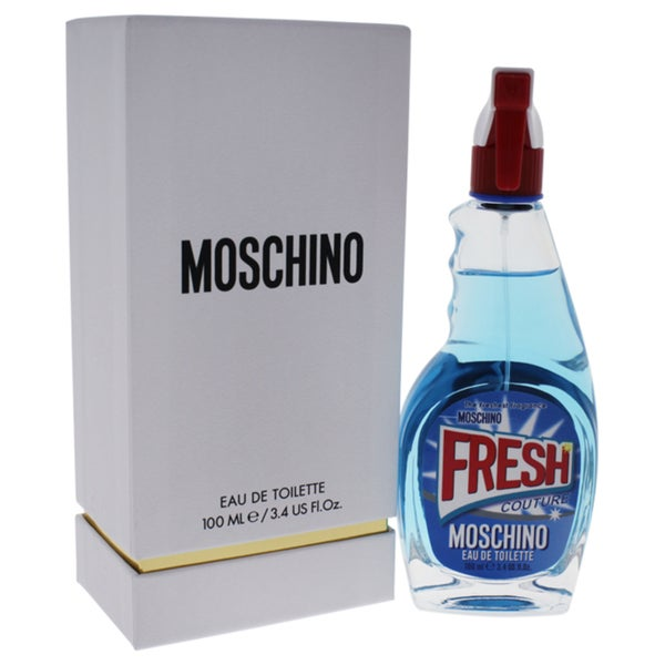 Moschino Fresh Couture Women's 3.4-ounce Eau de Toilette Spray