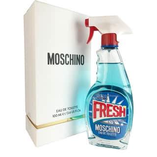Moschino Fresh Couture 3.4-ounce Eau de Toilette Spray|https://ak1.ostkcdn.com/images/products/14990271/P21490744.jpg?impolicy=medium