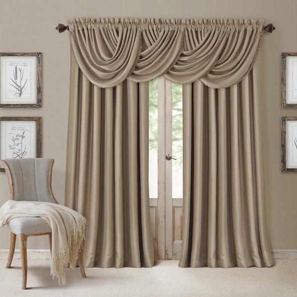 Elrene All Seasons Blackout Curtain Panel