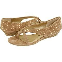Chinese Laundry Second Time Kid Suede Toast Flats