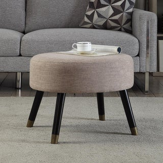 Convenience Concepts Designs4Comfort Mid Century Ottoman Stool (3 options available)