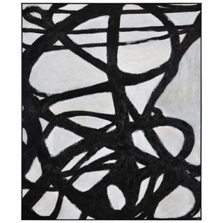 Renwil 'Jackeline' Gallery-wrapped Canvas Wall Art