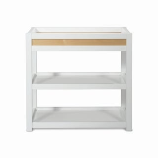 Child Craft Mod Dressing Table, White/Natural