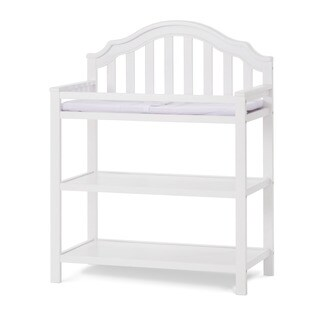 Child Craft Penelope Dressing Table, Matte White