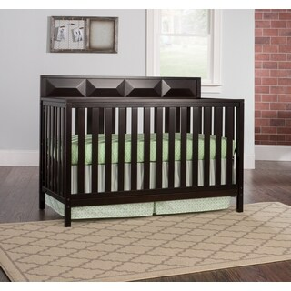 Child Craft Elin Rich Java 4-in-1 Convertible Crib