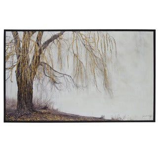 Renwil 'Gust' Grey Traditional Landscape Art