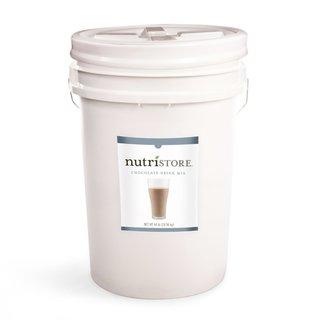 Nutristore Emergency Preparedness Chocolate Drink Mix Bucket (344 Servings)
