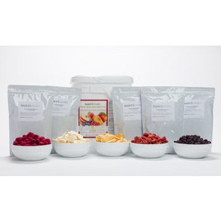 Nutristore Freeze-Dried Fruit Variety Bucket (60 Large Servings)