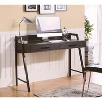Rosalind Dark Oak Writing Desk