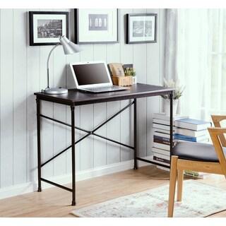 Prospero writing desk with Metal Legs