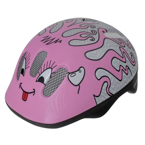 Ventura Curly Rose Children's Helmet (52-57 cm)